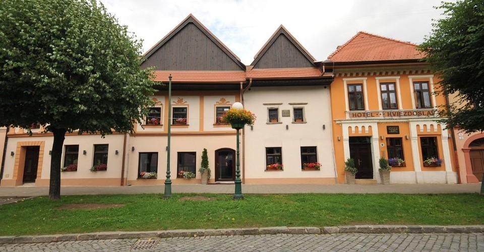Boutiquehotel Hviezdoslav