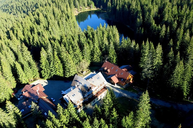 Hotel Mikulášska chata Jasná