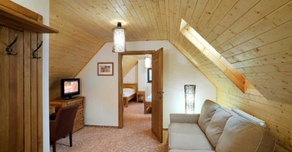 apartmán Vrbická chata