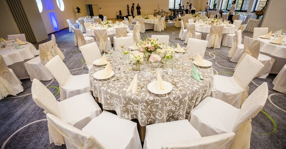 Svadba - konferenčná sála