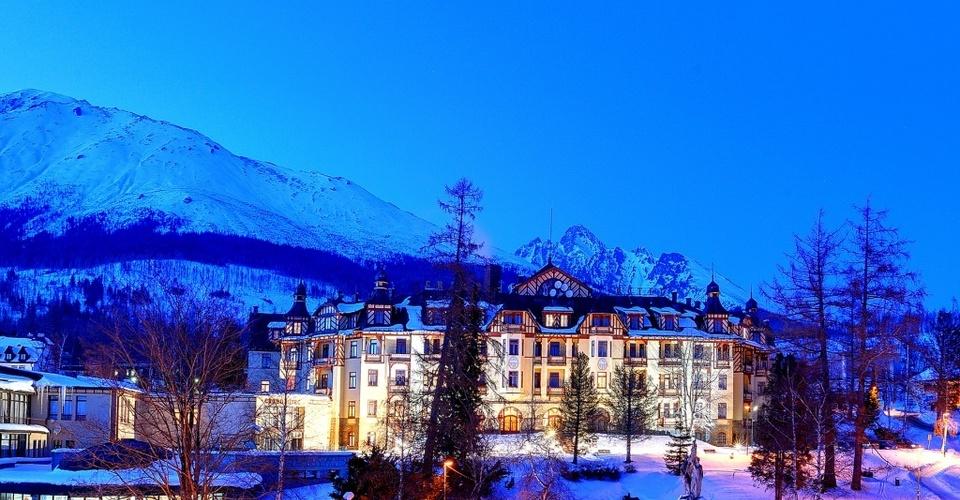 Grandhotel zima