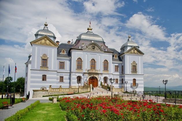 Schlosshotel  Galicia Nueva