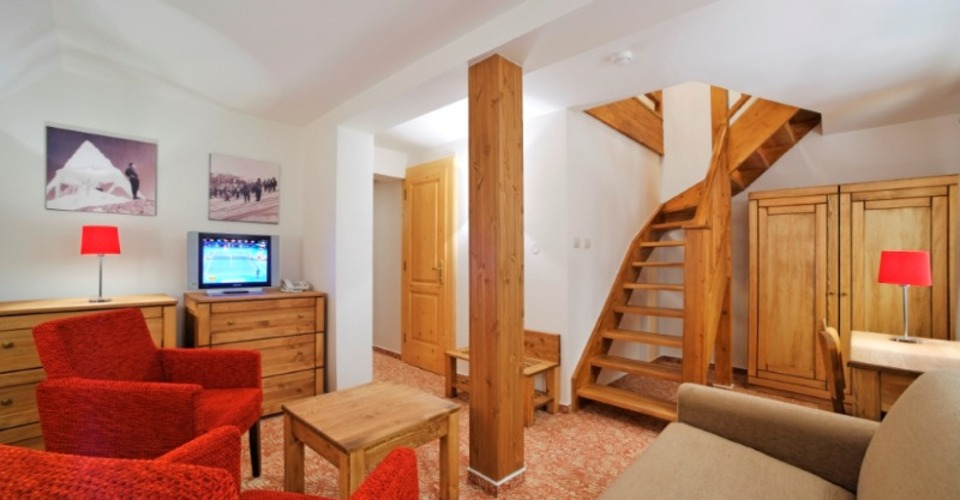 apartmán Mikulášska chata